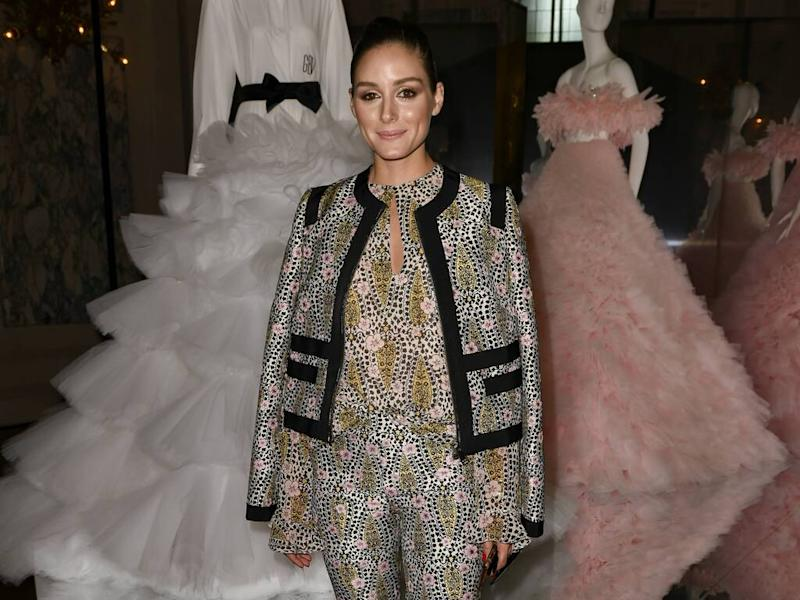 Olivia Palermo uses friends and family as her muses