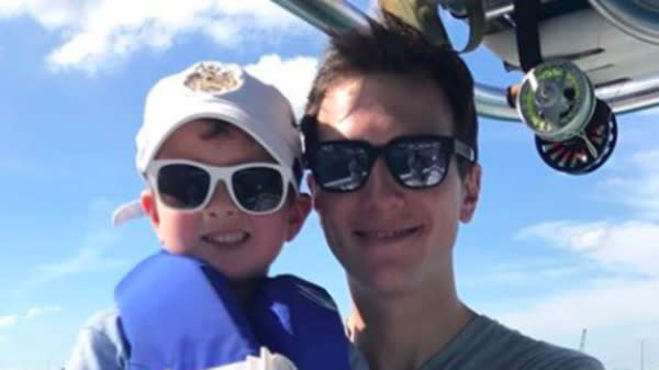 One of Ivanka Trump's photos from her family's holiday break in Florida is causing quite the stir.