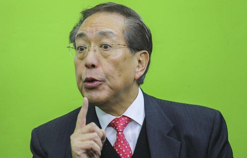 Arthur Li chairs HKU's governing council and also serves on the Executive Council. Photo: Dickson Lee
