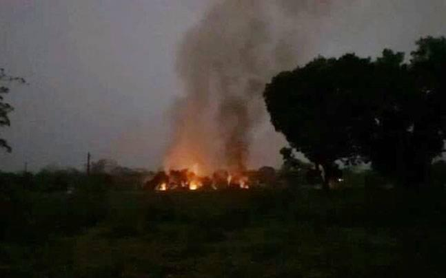 6 injured in explosions at Khamaria ordnance factory in Jabalpur, some feared trapped inside