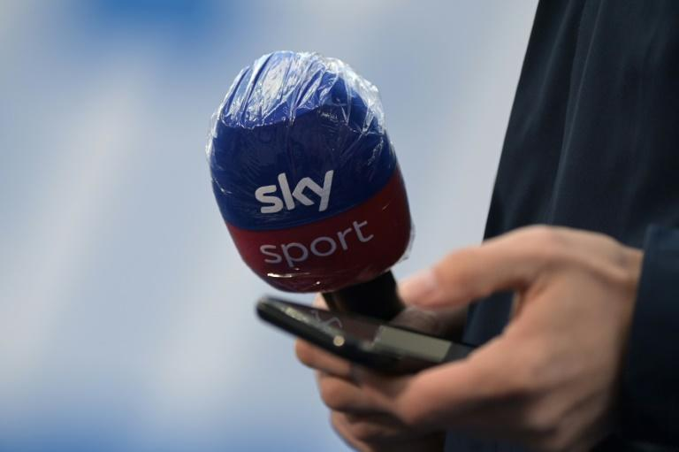 No longer the limit: Sky is the main football broadcaster in Germany and England may retain some rights in Italy, but its is paying less