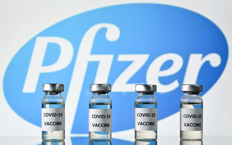 The annnouncement came after the companies said trials of the vaccine showed it was 95 percent effective