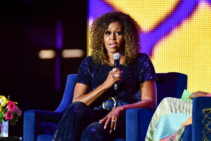 Michelle Obama and Ellen DeGeneres Had a Duet Without Anyone Else