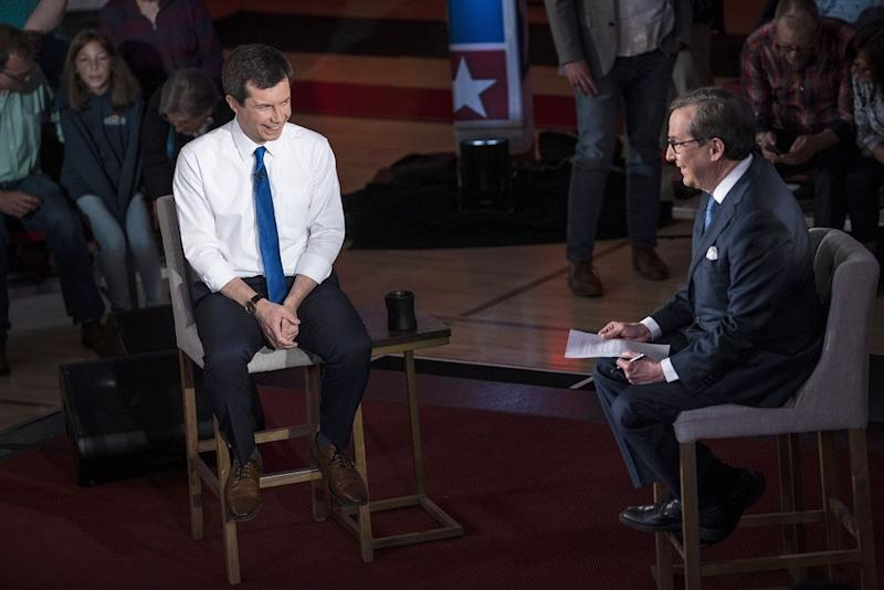 Pete Buttigieg Blasts Tucker Carlson, Laura Ingraham During Fox News Town Hall