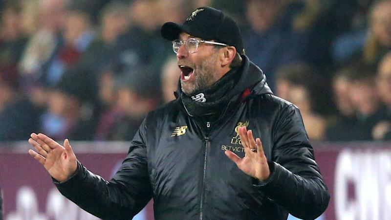 Klopp frustrated by physical Burnley as Gomez suffers injury