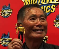 Starz Digital Beams Up George Takei Docu