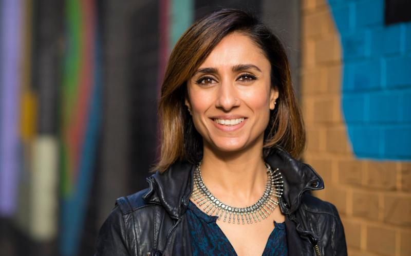 Anita Rani: 'I feel I have to justify why I should present things' - Andrew Crowley