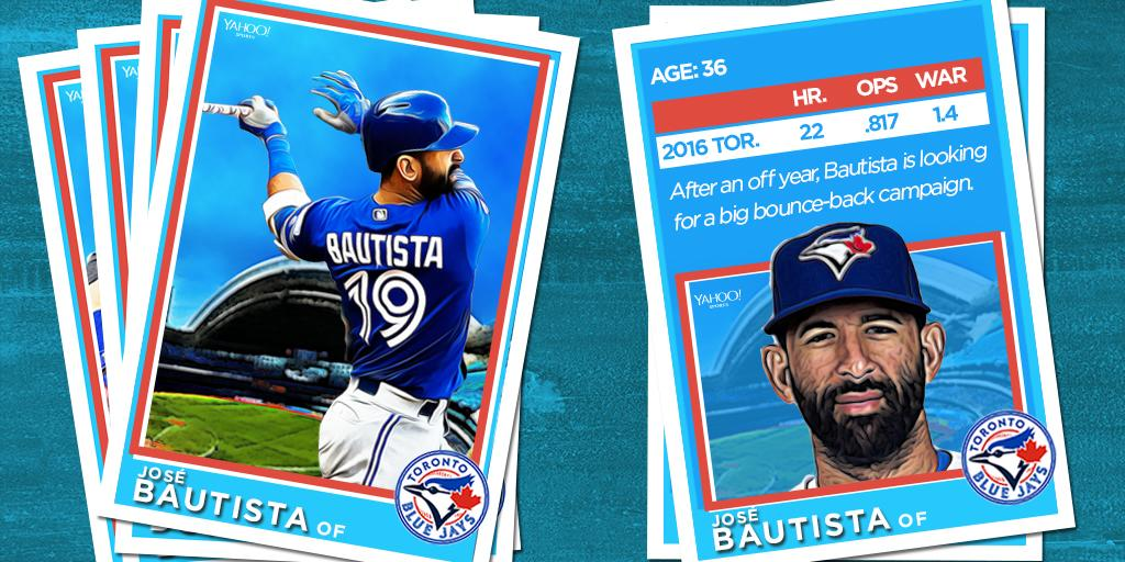 <p></p><p>Next in our pack of cards is the returning Blue Jays franchise icon. </p><p></p>
