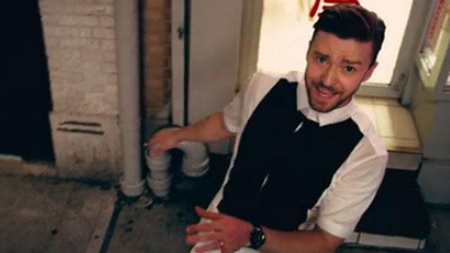 JT Releases New 'Take Back The Night' Video