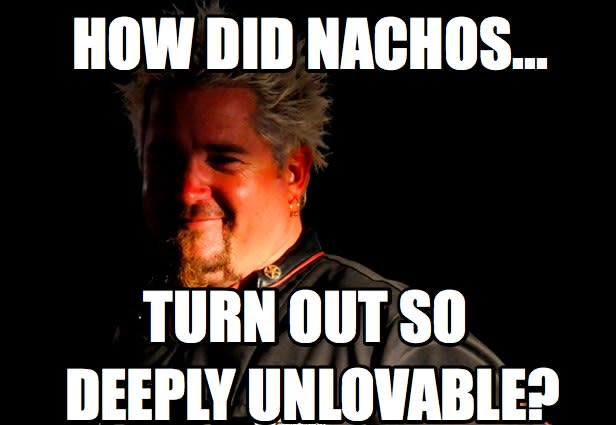Internet Eats Up Guy Fieri's Awesomely Bad NYT Restaurant Review