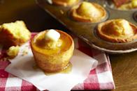 "<p>A favorite throughout the year, cornbread is especially venerated as a New Year's treat in the southern United States. Why? According to Southern Living, the <a href=""https://www.southernliving.com/food/holidays-occasions/new-years-recipes-traditions"" rel=""nofollow noopener"" target=""_blank"" data-ylk=""slk:cornbread color resembles that of gold"" class=""link rapid-noclick-resp"">cornbread color resembles that of gold</a>. To ensure extra luck, some people add extra corn kernels, which symbolize golden nuggets.</p><p><strong>Recipes:</strong></p><p><em><a href=""https://www.womansday.com/food-recipes/food-drinks/recipes/a52079/buttermilk-cornbread/"" rel=""nofollow noopener"" target=""_blank"" data-ylk=""slk:Buttermilk Cornbread"" class=""link rapid-noclick-resp"">Buttermilk Cornbread</a></em></p><p><em><a href=""https://www.womansday.com/food-recipes/food-drinks/a29478085/cheese-and-pepper-cornbread-recipe/"" rel=""nofollow noopener"" target=""_blank"" data-ylk=""slk:Cheese and Pepper Cornbread"" class=""link rapid-noclick-resp"">Cheese and Pepper Cornbread</a></em></p><p><em><a href=""https://www.womansday.com/food-recipes/food-drinks/recipes/a39320/pecan-apricot-cornbread-recipe-ghk1113/"" rel=""nofollow noopener"" target=""_blank"" data-ylk=""slk:Pecan-Apricot Cornbread"" class=""link rapid-noclick-resp"">Pecan-Apricot Cornbread</a></em></p><p><em><a href=""https://www.womansday.com/food-recipes/food-drinks/recipes/a31798/jalapeno-cheddar-skillet-cornbread-recipe-clv0910/"" rel=""nofollow noopener"" target=""_blank"" data-ylk=""slk:Jalapeño and Cheddar Skillet Cornbread"" class=""link rapid-noclick-resp"">Jalapeño and Cheddar Skillet Cornbread</a></em></p><p><em><a href=""https://www.womansday.com/food-recipes/food-drinks/recipes/a11572/cinnamon-buttermilk-cornbread-with-cumin-and-cardamom-honey-butter-recipe/"" rel=""nofollow noopener"" target=""_blank"" data-ylk=""slk:Cinnamon Buttermilk Cornbread with Cumin and Cardamom Honey Butter"" class=""link rapid-noclick-resp"">Cinnamon Buttermilk Cornbread with Cumin and Cardamom Honey Butter</a></em></p>"