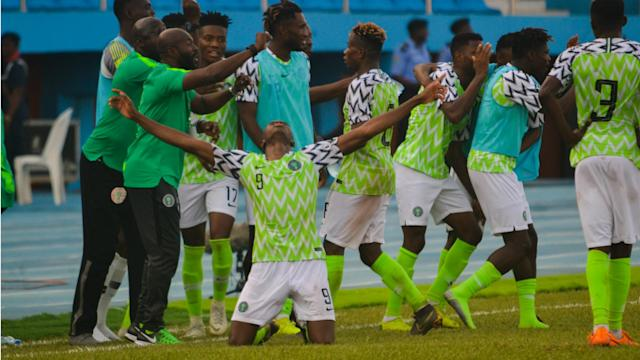The youngster was released from the Super Eagles camp to help the Dream Team VII overcome their first leg deficit against the Libyans and he delivered