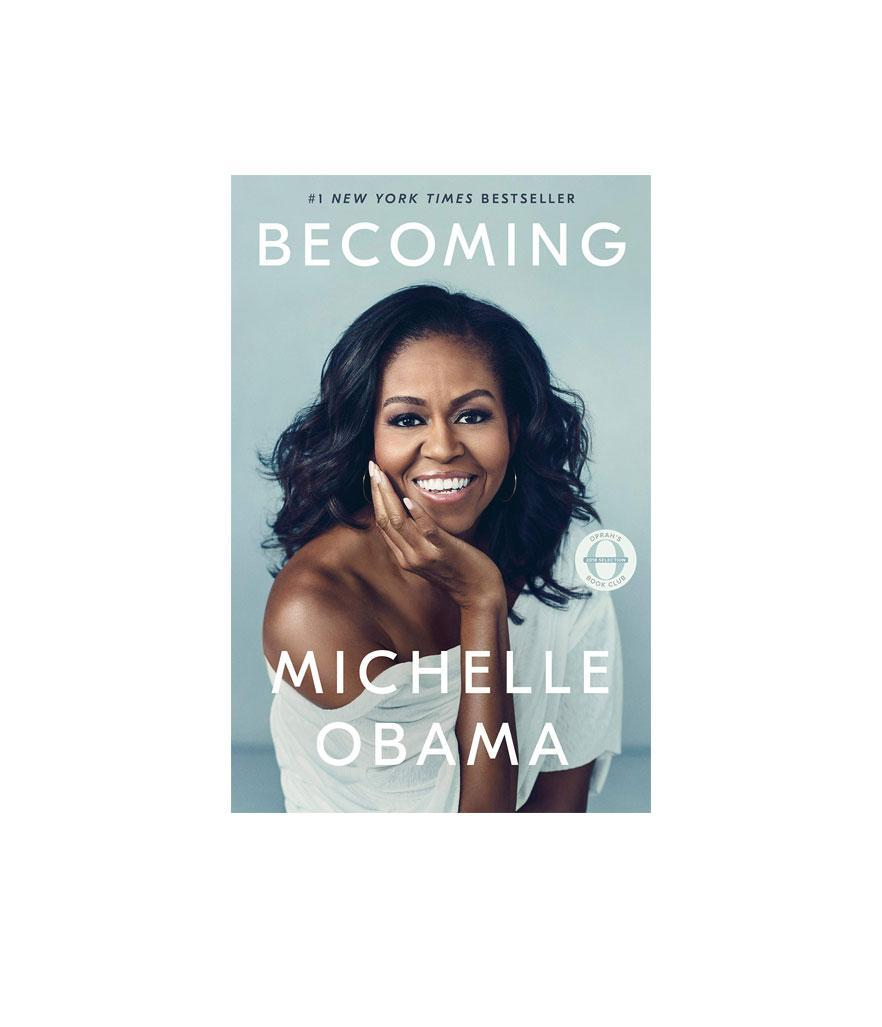 """<p>Michelle Obama's book <em>Becoming</em> has quickly captured the nation and is topping bestselling lists around the world. For fans of the former first lady, this is a great inside look into the life and legacy of Michelle Obama. <br><a href=""""https://fave.co/2ARYb1i"""" rel=""""nofollow noopener"""" target=""""_blank"""" data-ylk=""""slk:Shop it:"""" class=""""link rapid-noclick-resp""""><strong>Shop it:</strong> </a>$20, <a href=""""https://fave.co/2ARYb1i"""" rel=""""nofollow noopener"""" target=""""_blank"""" data-ylk=""""slk:amazon.com"""" class=""""link rapid-noclick-resp"""">amazon.com</a> </p>"""