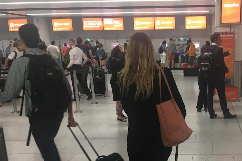 Going places? easyJet cancelled around 100 flights from Gatwick on Saturday because of Storm Dennis: Simon Calder