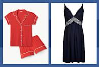 """<p>From May 28th through May 31st, you can update your PJ collections with cozy options from <a href=""""https://www.eberjey.com/"""" rel=""""nofollow noopener"""" target=""""_blank"""" data-ylk=""""slk:Eberjey"""" class=""""link rapid-noclick-resp"""">Eberjey</a>, where they're offering an additional 20% off all already on sale items with the code EXTRA20.</p><p><a class=""""link rapid-noclick-resp"""" href=""""https://go.redirectingat.com?id=74968X1596630&url=https%3A%2F%2Fwww.eberjey.com%2F&sref=https%3A%2F%2Fwww.townandcountrymag.com%2Fstyle%2Ffashion-trends%2Fg36476778%2Fmemorial-day-sales-2021%2F"""" rel=""""nofollow noopener"""" target=""""_blank"""" data-ylk=""""slk:Shop the sale"""">Shop the sale</a></p>"""