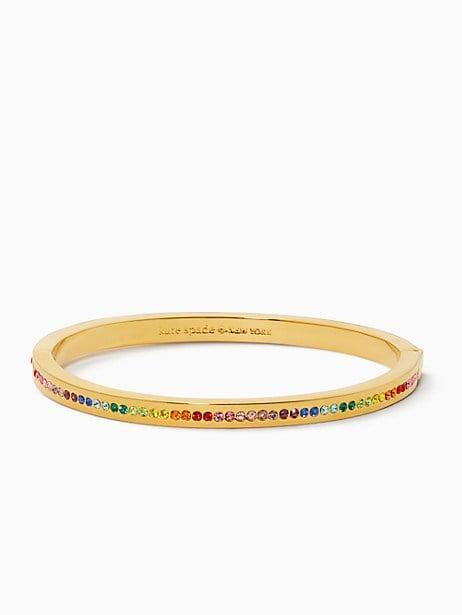 <p><span>Rainbow Pave Bangle</span> ($25, originally $79)</p>
