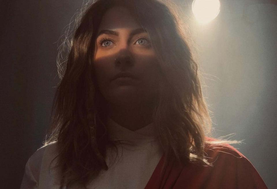 Paris Jackson's portrayal of Jesus in upcoming film <em>Habit</em> draws outrage. (Photo: Janell Shirtcliff)