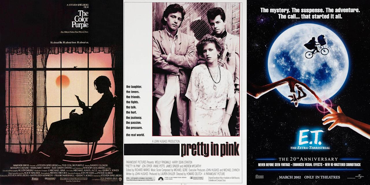 <p>Since it's hard to resist a walk down memory lane, we combed through every single movie from the 1980s to bring you a list of  the decade's best films. Click through for 68 of our favorites, ahead. </p>