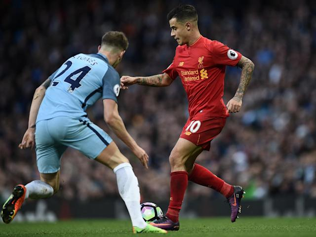 Five things we learnt from Manchester City and Liverpool's thrilling draw