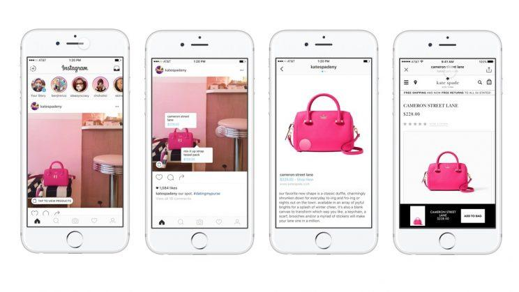 Shoppers use Instagram to find out about sales and deals before anyone else. (Photo: Courtesy of Instagram)