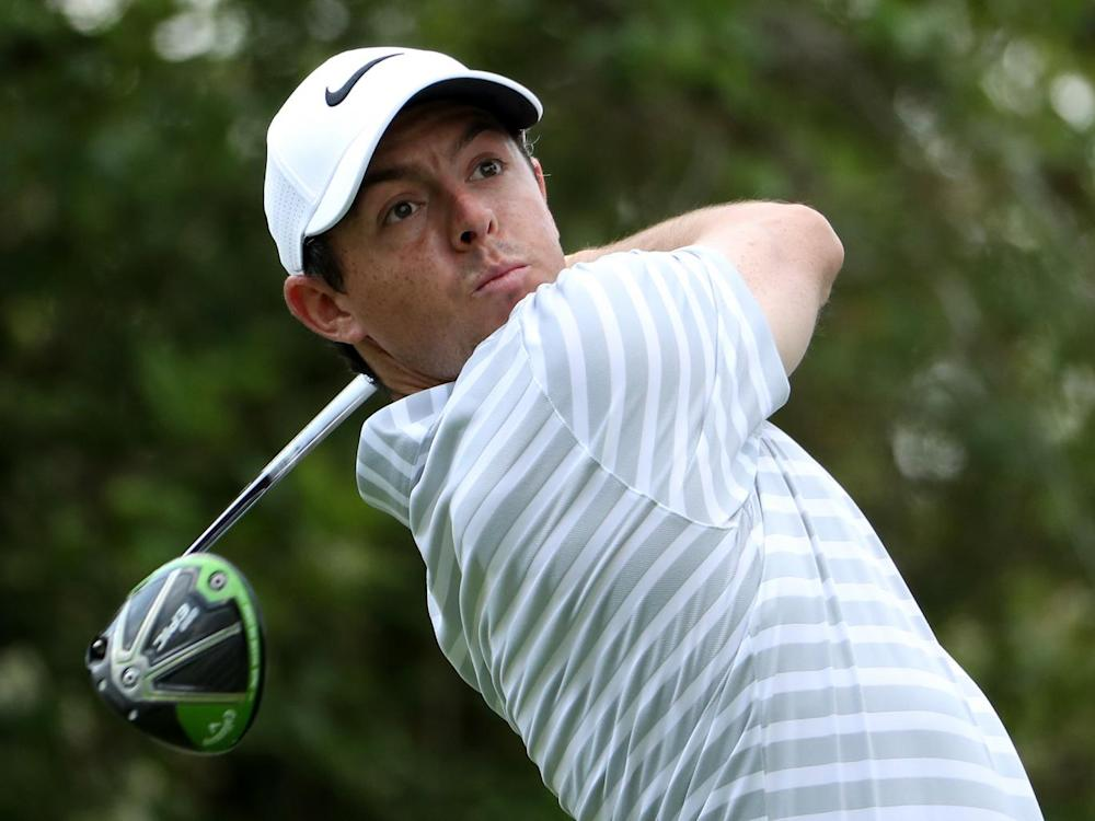 Rory McIlroy is on the hunt for his missing major (Getty)