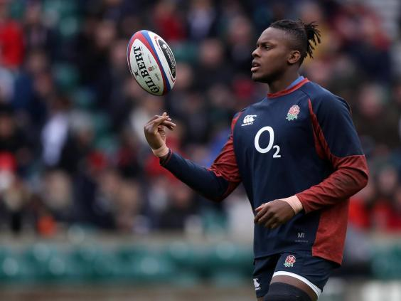 Itoje has spoken openly about rugby's lack of diversity (Getty)