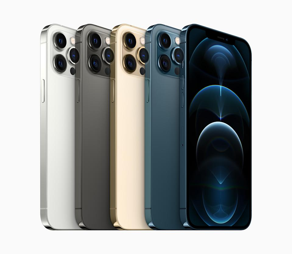 iPhone 12 Pro Max and iPhone 12 mini will be available in more than 50 countries and regions on Friday, November 13. (Photo: Apple)