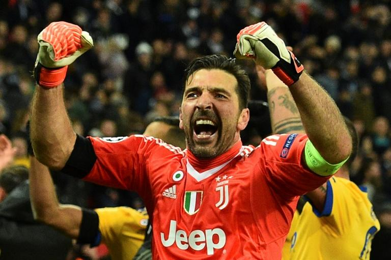Gianluigi Buffon and the Juventus defence expertly closed out a dramatic victory
