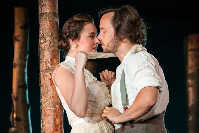 Lady Chatterley's Lover photo call – London