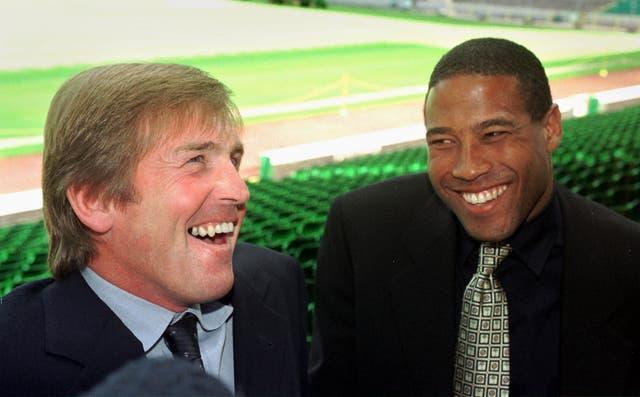 Director of football Kenny Dalglish appointed Barnes.