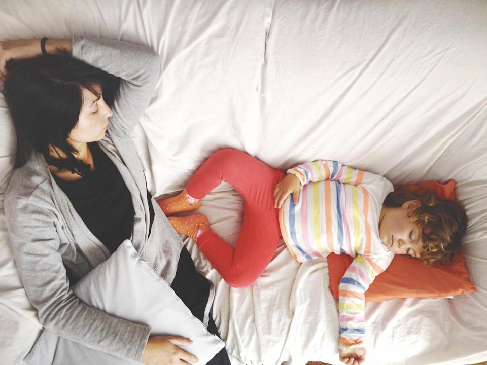 New research says parents will have six years of sleepless nights [Photo: Getty]