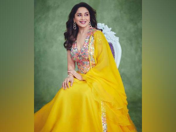 Madhuri Dixit (Image Source: Instagram)