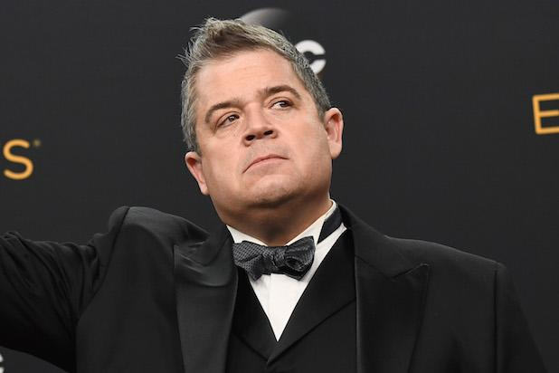 Patton Oswalt Is 'Terrified' Over Trump White House