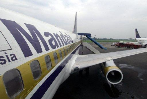 Mandala launched its inaugural flight from Jakarta to the Indonesian city of Medan