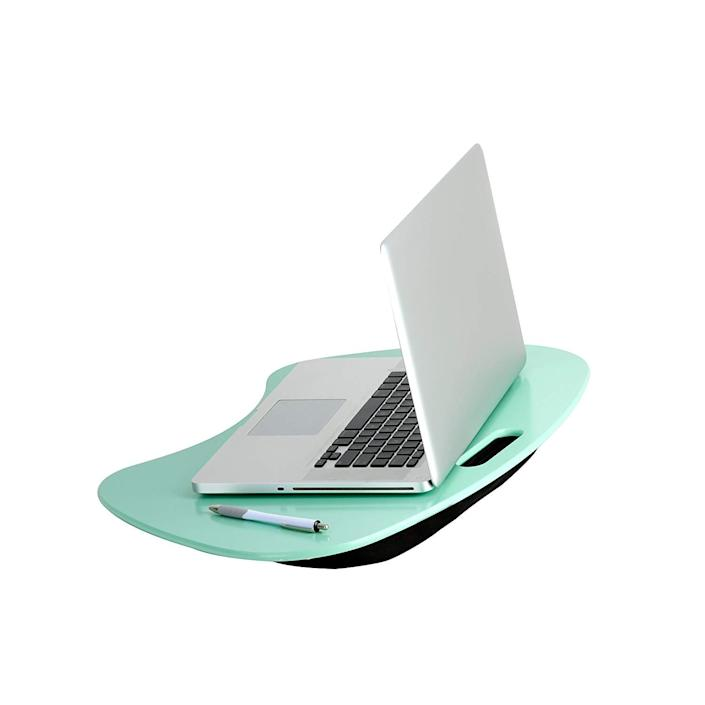 Honey-Can-Do TBL-03540 Portable Laptop Lap Desk with Handle
