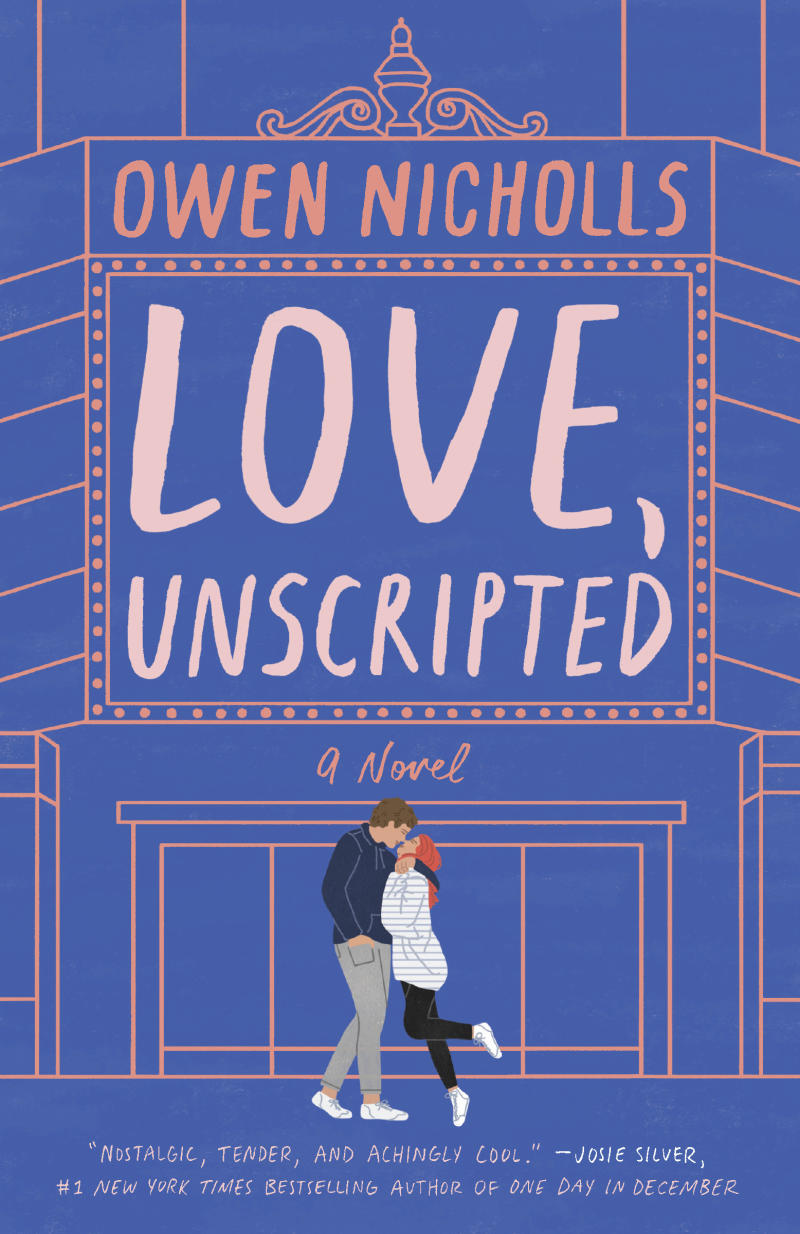 Book Review - Love, Unscripted