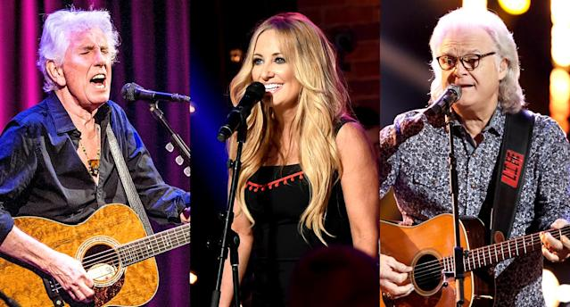 Stream Skyville Live with Graham Nash, Lee Ann Womack, Ricky Skaggs, and more: Friday, 6 p.m. PT/9 p.m ET
