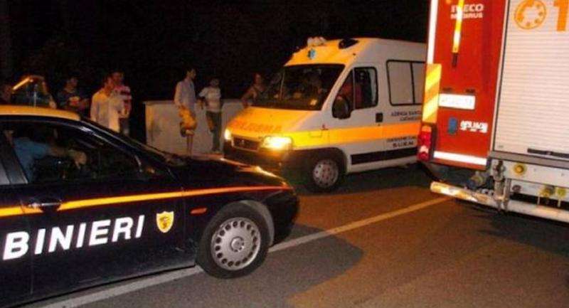 incidente a4 palazzolo