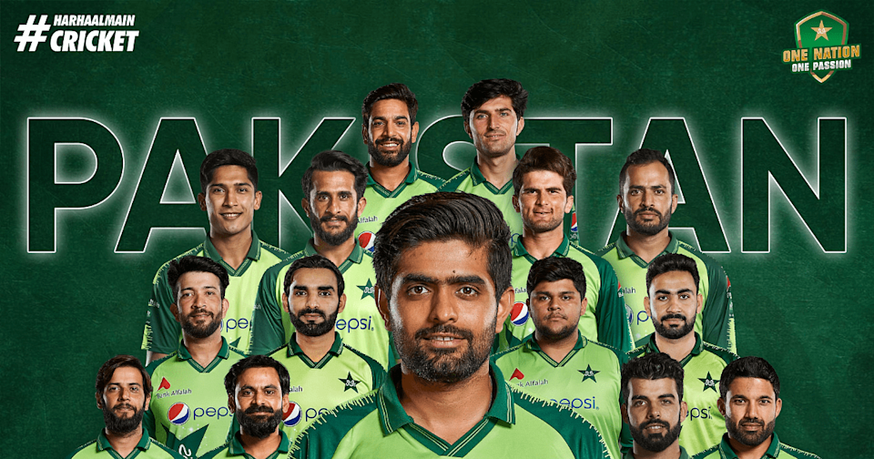 T20 World Cup 2021: Pakistan Announces A 15-Member Squad, Babar Azam To Lead The Side