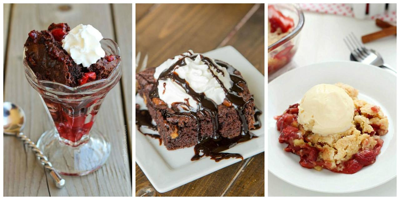 55 Ridiculously Easy Dump Cakes You Can Make in a Flash