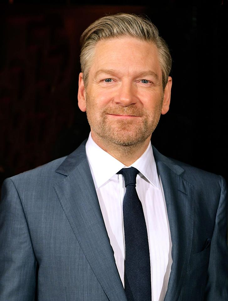 "Best Supporting Actor nominee Kenneth Branagh, ""My Week with Marilyn""<br>    <br>    Q: What's the one thing that people would be shocked to know about you?<br>    <br>    A: I have very tenacious hairs that wish (unsuccessfully) to grow on my earlobes.<br><br>See the full list of nominees <a target=""_blank"" href=""http://bit.ly/wXLa5f"">here</a>!<br>Get the official Oscars app <a target=""_blank"" href=""http://bit.ly/yWncoc"">here</a>!"