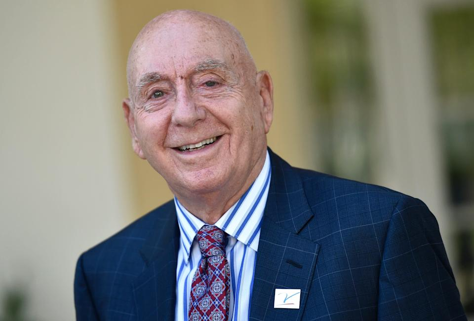 ESPN college basketball analyst Dick Vitale had a patch of melanoma removed from just above his nose.