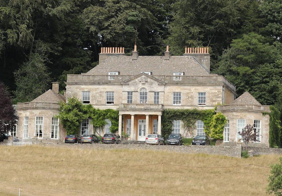 "<p><a href=""https://www.countryliving.com/uk/homes-interiors/property/a25832937/princess-anne-gatcombe-house/"" rel=""nofollow noopener"" target=""_blank"" data-ylk=""slk:Gatcombe Park"" class=""link rapid-noclick-resp"">Gatcombe Park</a> is the Gloucester residence of Princess Anne, the Queen's only daughter, and her husband, Sir Timothy Laurence. The country house and farm were purchased by Queen Elizabeth in 1976 for Anne. Her daughter, Zara Tindall, moved her family to the estate in 2013.</p>"
