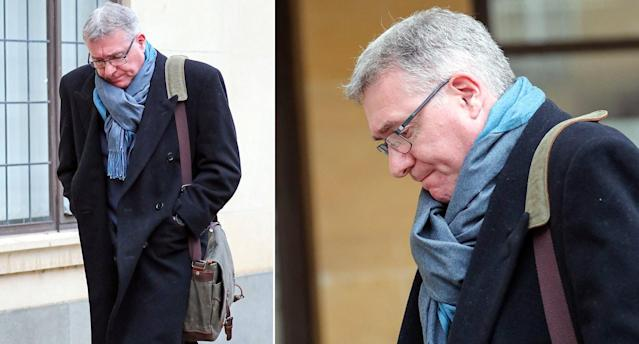 Peter Knight secured a top job as a director on the board of Oxford University Hospitals NHS Foundation Trust (OHU) by falsely claiming to have a degree in Classics on his CV (Pictures: PA)