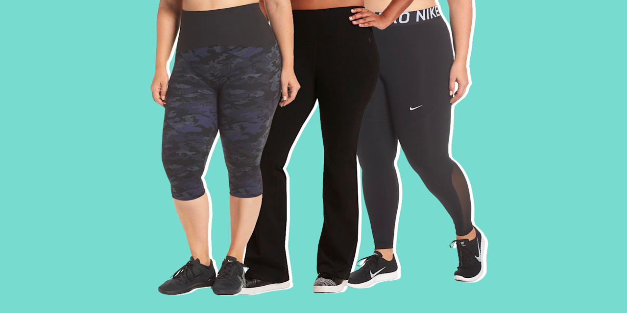 """<p>If you've ever spent the better part of your workout hoisting your <a href=""""https://www.oprahmag.com/style/g28482338/best-plus-size-leggings/"""" target=""""_blank"""">leggings</a> back up and over your waist, you know how important it is to have <a href=""""https://www.oprahmag.com/style/g25436385/plus-size-exercise-clothes/"""" target=""""_blank"""">quality gym clothes</a>. Though there's no shortage of options out there, it's surprisingly difficult to find a well-made pair that stays up, flatters your curves, and is made with a comfortable and breathable or moisture-wicking fabric. But good news: We did the heavy lifting for you, searching high and low for the best plus-size yoga pants. From <a href=""""https://www.amazon.com/"""" target=""""_blank"""">amazon's</a> highest-rated bootcuts to capris, there's something here for every body.</p>"""
