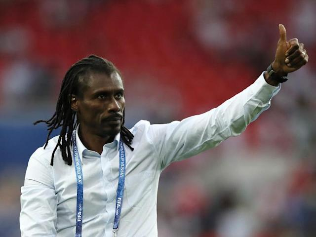 World Cup: Aliou Cisse celebrates Senegal win for 'the whole African continent' after beating Poland