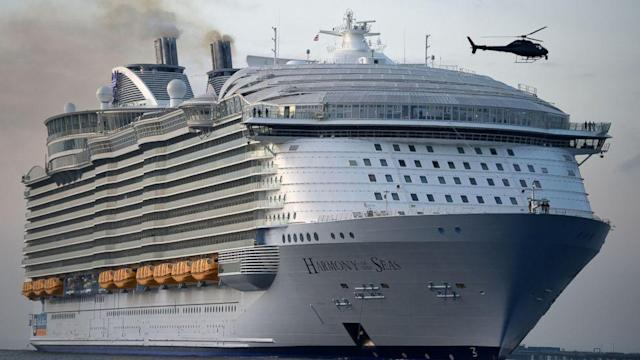 16-year-old dies after falling from balcony of Royal Caribbean cruise ship (ABC News)