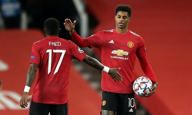 The mood at Manchester United was much different a year ago