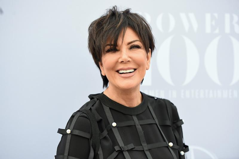LOS ANGELES, CA - DECEMBER 09: Honoree Kris Jenner attends the 24th annual Women in Entertainment Breakfast hosted by The Hollywood Reporter at Milk Studios on December 9, 2015 in Los Angeles, California. (Photo by Jason Merritt/Getty Images)