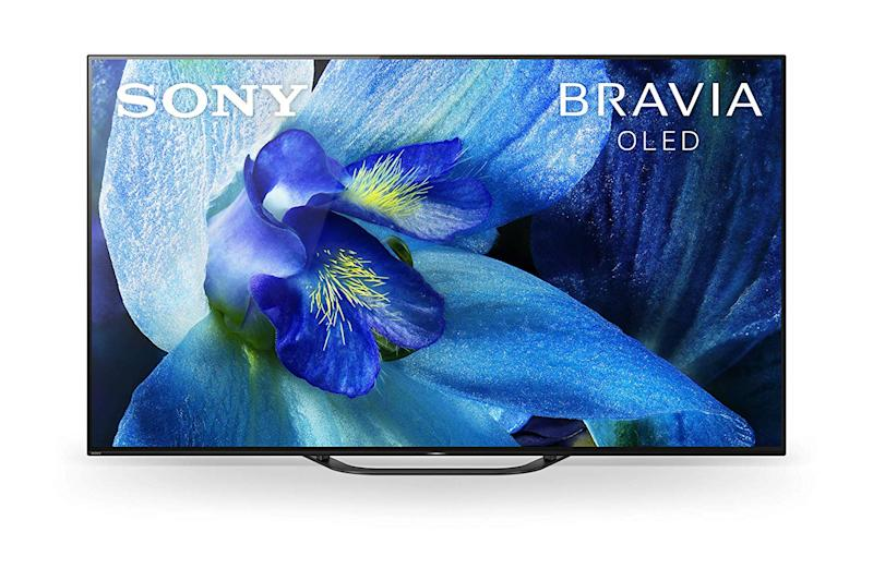 Sony XBR-55A8G 55 Inch TV: BRAVIA OLED 4K Ultra HD Smart TV